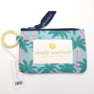Simply Southern Key ID Card Holder - PALM